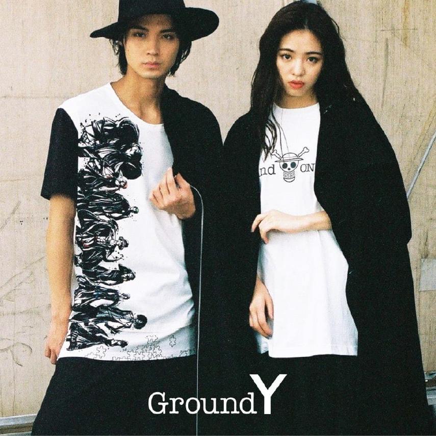 GroundY×ONE PIECE